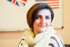 Юлия Шалина преподаватель английского языка центра WELCOME